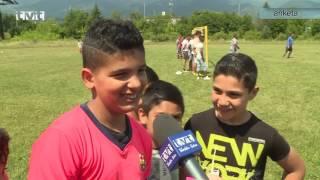 Rómsky futbal