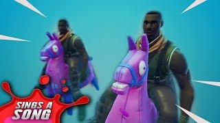 Kanye and Lil Pump - 'I Love It' Fortnite Season 6 Parody Song