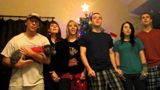 Silent Night Arrangment - Brown Family