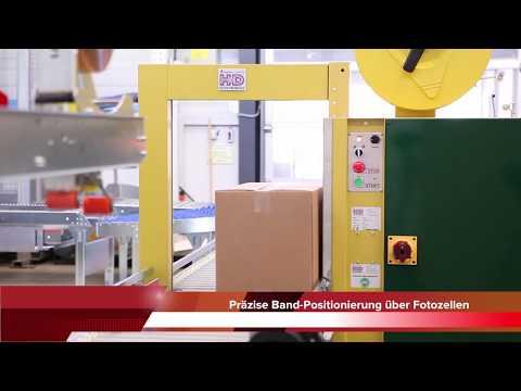HDS-9 Y Seitenrahmen-Umreifungsmaschine