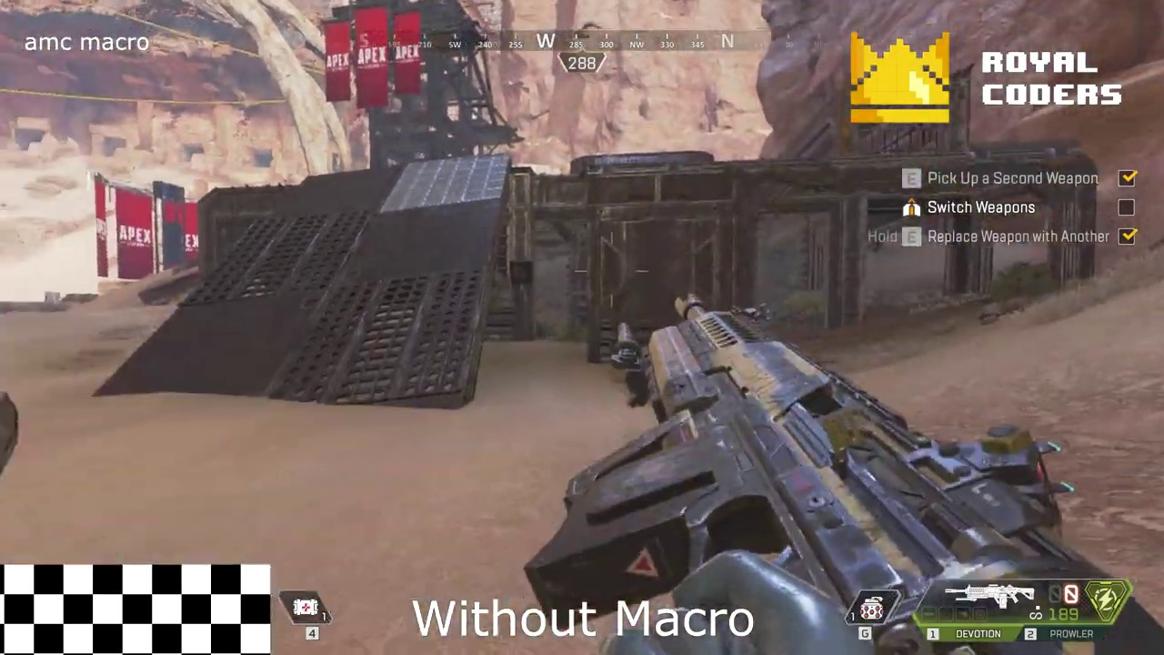 Apex Legends – Best No Recoil Macro Script – videoblog dynu net