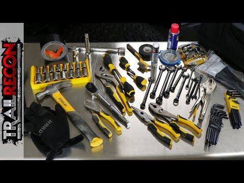 Basic Off-Road Tool Kit