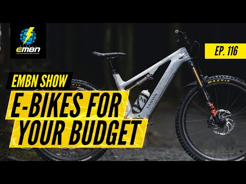 All-New E Bikes From Canyon | The EMBN Show Ep. 116