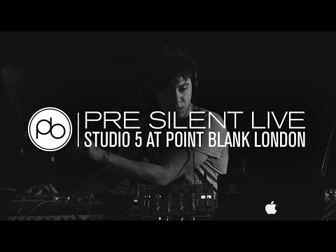 Pre Silent Live from the Hub at Point Blank London