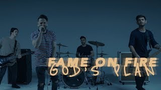 God's Plan - Drake (Fame On Fire Rock Cover) Trap Goes Punk