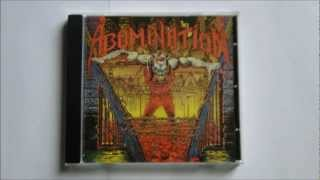 Abomination - Murder, Rape, Pilage and Burn