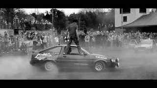 """Low & Live"" Fintona Car show 2013 Northern Ireland"