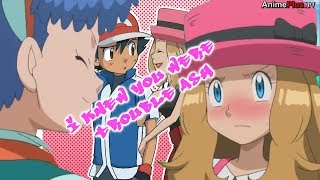 ღ♥♪♫ Amourshipping vs Poke/Advance/Negai/Pearlshipping ~ I knew you were trouble ღ♥♪♫