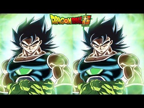 The New Saiyan's Identity In New Dragon Ball Super Movie 2018 - Yamoshi