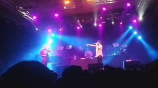 Nach- Cazadores de sueños ft Abram (Directo Bilbao 2013)[Sala Fever]