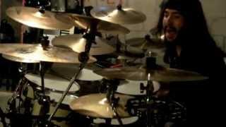 Glen Monturi- Blasteroid (Mastodon Drum Cover)