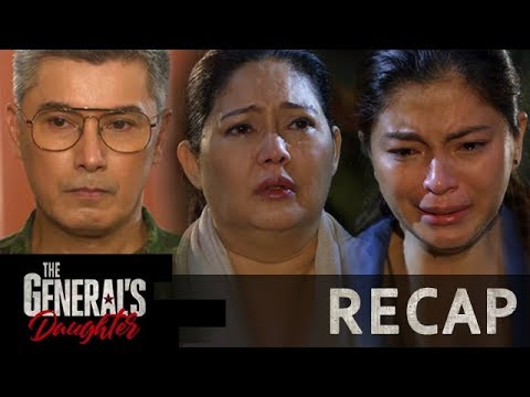 Rhian's untold truth | The General's Daughter Recap