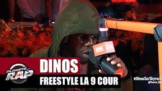 Dinos - Freestyle la 9 Cour