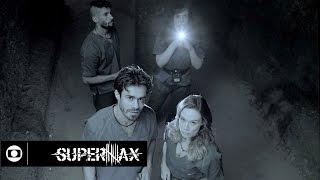 Supermax: reality confina 12 condenados em presídio; veja cenas inéditas!