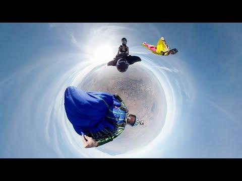 GoPro Fusion: Jeb Corliss Wingsuit Rodeo