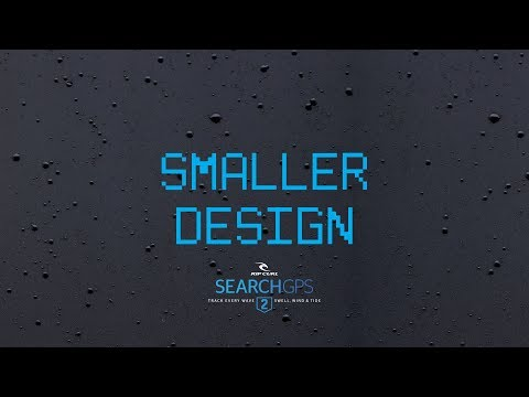 Smaller Design | Rip Curl's SearchGPS 2 Surf Watch