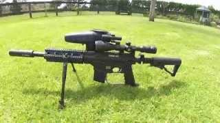 Tippmann seirra one sniper / custom