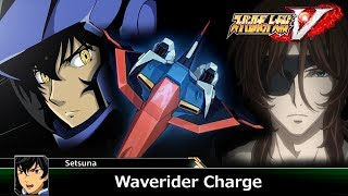 SRW V :「Waverider Charge」[Z Gundam]