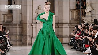 TONY WARD Highlights Haute Couture Spring 2019 Paris - Fashion Channel