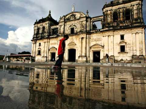 Real e Insigne Basílica de León, Nicaragua. Patrimonio de la humanidad.