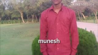 Love song  Munesh Kumar