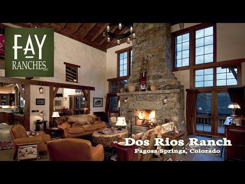 Colorado Ranches For Sale - Dos Rios Ranch Video | Fay Ranches