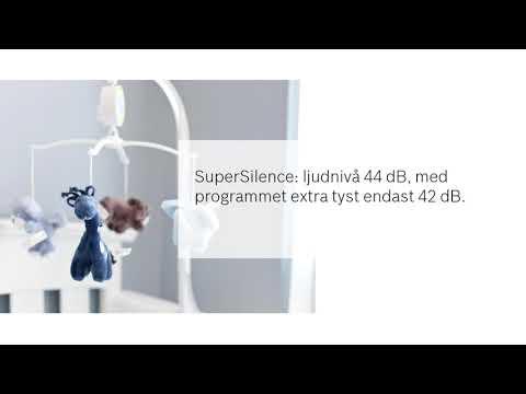 Bosch, DISKMASKINER, Serie | 4, SMU46KS01S