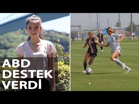 Türk Kadın Futboluna ABD'den Destek