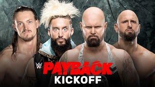 WWE Payback 2017 Kickoff show