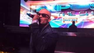 Exposé the show party soundcheck: Mike Diamondz