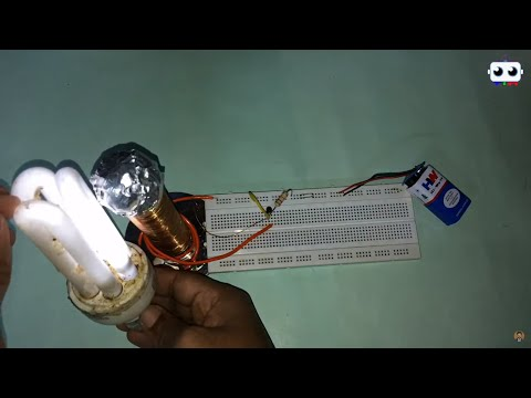 how to make tesla coil at home in hindi