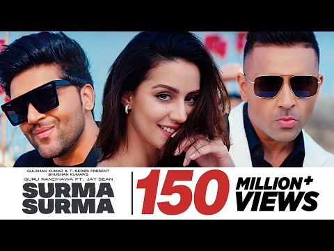 SURMA SURMA Song: Guru Randhawa Feat. Jay Sean | Larissa Bonesi, Vee, DirectorGifty | Bhushan Kumar