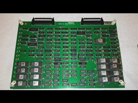 Gun.Smoke Pcb Original  not Emulated in Mame