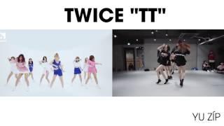 """TWICE(트와이스) """"TT"""" DANCE FT. LIA KIM (1MILLION)"""