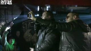 RYTMUS feat. PAPA FINI - freestyle do skladby Monopol - Black Prince tour - Frýdek-Místek 3.12.