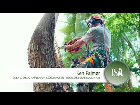 2018 ISA Award of Distinction | Ken Palmer
