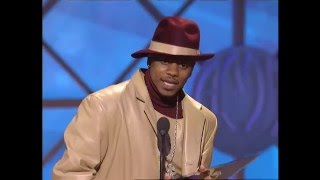 Donell Jones Wins Soul/R&B New Artist - AMA 2001