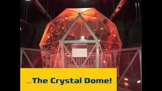 The Ultimate Escape Game - The Crystal Maze Live Experience