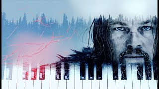 THE REVENANT - Main Theme Atmospheric by Ryūichi Sakamoto & Alva Noto | Piano/Strings Cover |