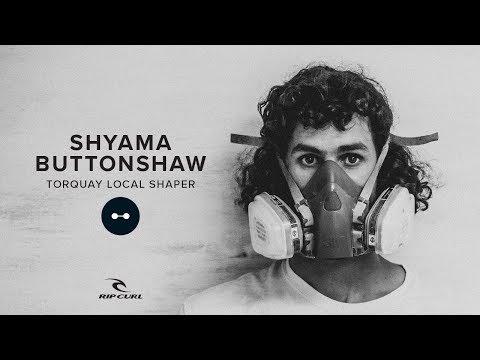 Rip Curl Shaper Series: Meet Shyama Buttonshaw