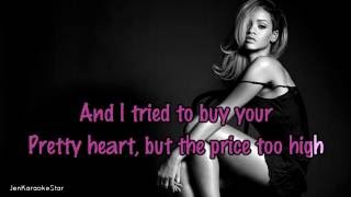 Rihanna - Love On The Brain [Karaoke/Instrumental]