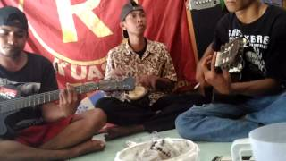 Katchafire Collie herb man ( acoustic cover ) reggae