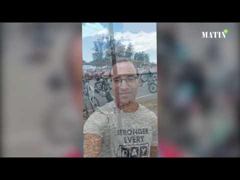 Video : Mission accomplie pour Soheyb Lazrek au Triathlon de Sydney