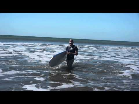 Learning to Surf in Nicaragua