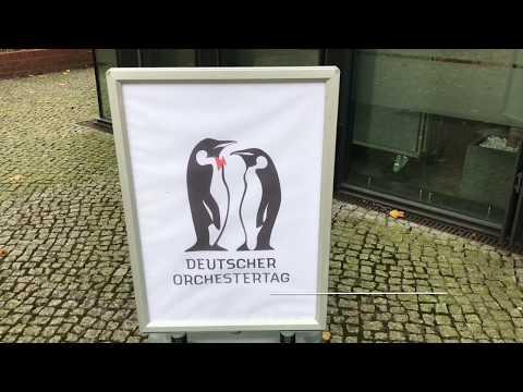 SINFONIMA auf dem Deutschen Orchestertag 2017