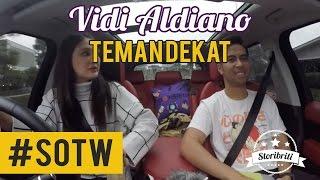 Luna Maya - Vidi Aldiano, Celebrity On The Way Part #5 width=