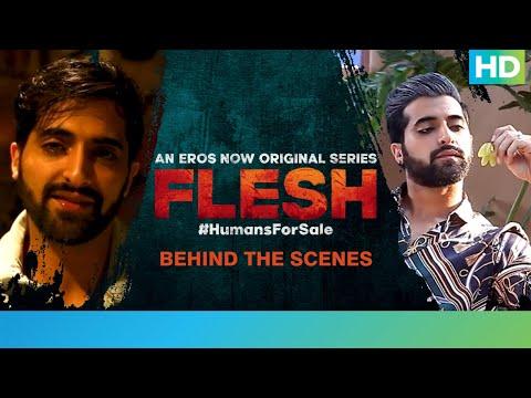 Akshay Oberoi as Taj | Flesh | Behind The Scenes | Eros Now