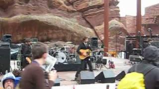 OK Go - Shooting The Moon @ Monolith Festival - Red Rocks Amphitheatre 9/12/09