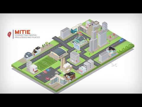 The Mitie Connected Workspace – how it works in commercial offices