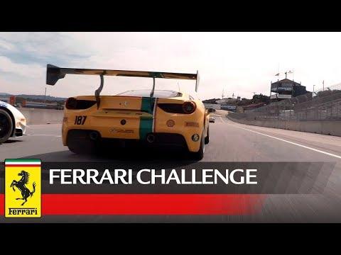 Ferrari Challenge 2018 ? Laguna Seca Recap